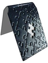 Stray Decor (Puzzle) Étui à Cartes / Porte-Cartes pour Titres de Transport, Passe d'autobus, Cartes de Crédit, Navigo Pass, Passe Navigo et Moneo