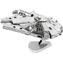 Star Wars - Maqueta de metal 3D Halcón Milenario (Metal Earth MMS251)