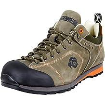 GUGGEN MOUNTAIN Botas zapatos para caminar Softshell Trekking Escalada Alpinismo de montana al aire libre con suela de Vibram HPT53