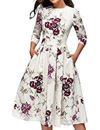 d808ed974d03c Vectry Vestidos Vestidos Mujer Casual Verano Vestidos Sexys Y Elegantes Moda  Mujer 2019 Rebajas Vestidos Vestidos