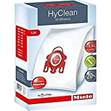 Miele HyClean 3D Efficiency FJM Lot de 4 Sacs Aspirateur
