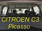 Divisorio Griglia Rete Divisoria RDA65-M kct009 , per trasporto cani e bagagli. Sicuro, confortevole, garantito!