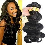 Best Grade Of Human Hair Weave - Black Rose Brazilian Virgin Hair Body Wave 4 Review