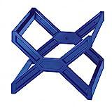 Durable 261106 Hängekorb Carry plus, stapelbar, blau