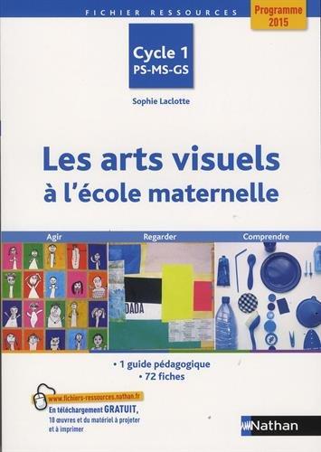 Les arts visuels  l'cole maternelle