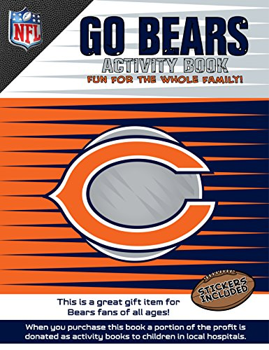 Go Bears Activity Book (NFL Activity Book) por Darla Hall