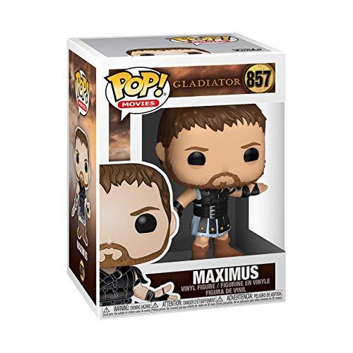 Funko-  Pop Movies: Gladiator- Maximus Collectible Toy,  Multicolor (40815)
