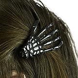 Poizen Industries Bone Hair Clip Hair Grip black
