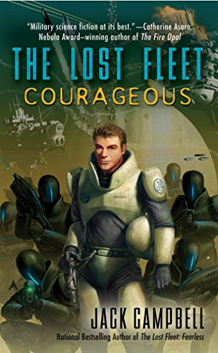 Cover of Courageous (The Lost Fleet 3)