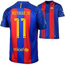2016-17 Barcelona Home Shirt (Neymar JR 11) 68ad1a0e07022