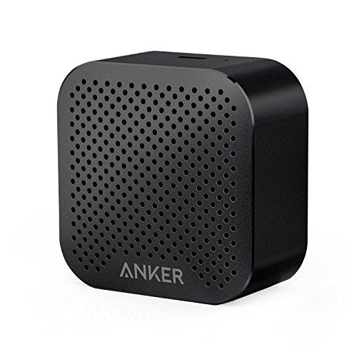 Anker Altoparlante Bluetooth Tascabile SoundCore Nano - Speaker Senza Fili Super-Portatile con Suono Potente e Microfono Incorporato per Chiamate Viva-voce per iphone X/8/8 Plus, iPad, Samsung e Altri