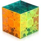 Excelvan YJ8609 - 3x3x3 Puzzle Cubo Mágico Juego Competencia Inteligencia Juguetes (Yulong, Magic Cube, Juguete)
