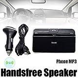 Bluetooth 4.0 Freisprechanlage fürs Auto, tragbar, kabellos, Bluetooth, Freisprecheinrichtung, Sonnenblende, Lautsprecher