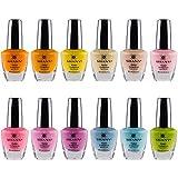 Best SHANY Cosmetics Nail Polish Sets - SHANY Pastel Collection Nail Polish Set, 12 count Review