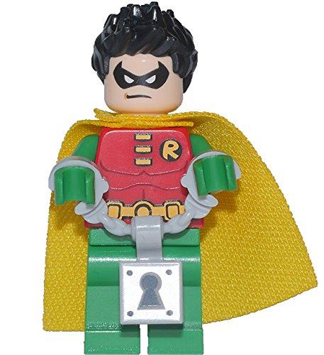 LEGO Batman Super Heroes: Minfigur Robin mit Fessel aus dem Set 76035 NEU (The Dark Knight Lego Set)