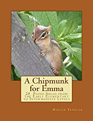 A Chipmunk for Emma (English Edition)