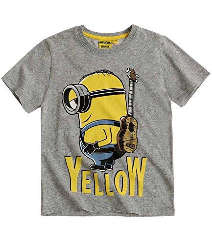Minions T-Shirt - grau - 116