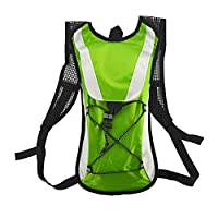 Rose Kuli 5 Litre Hydration Backpack Bag Water Rucksack Cycling Bladder Bag Hiking Climbing Pouch (Green)