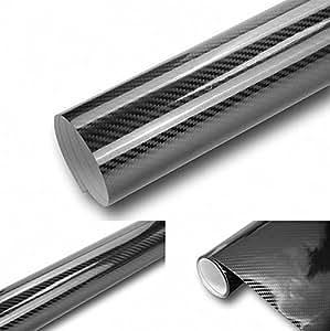 5d carbon folie hochglanz 5 m x 1 52 m 5d carbonfolie. Black Bedroom Furniture Sets. Home Design Ideas