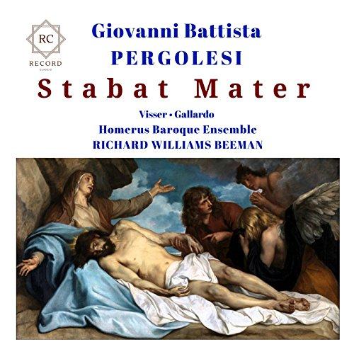 Pergolesi: Stabat Mater in F Minor, P.77