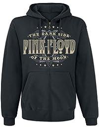 Pink Floyd Dark Side Sweat à capuche zippé noir
