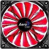 Aerocool Shark Devil Red Edition EN55475 Ventilateur avec LED 140 mm