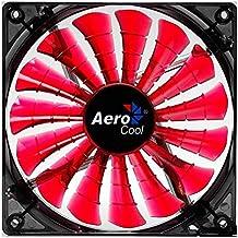 AeroCool Shark Ventola di Raffreddamento da 120 mm,