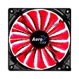 Aerocool Shark Devil Red Edition LED Lüfter 140 mm