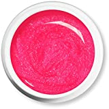 Maica Germany UV-Farbgel Neon Pearl pink, 1er Pack (1 x 10 g)