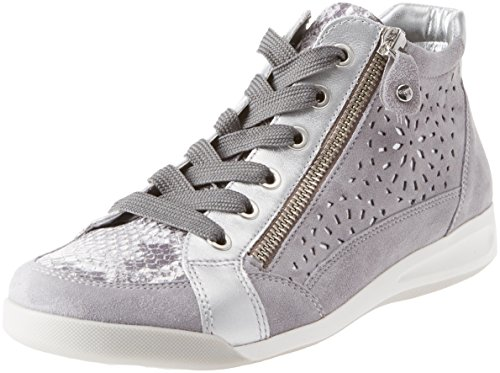 Ara Rom, Scarpe da Ginnastica Donna argento / grigio