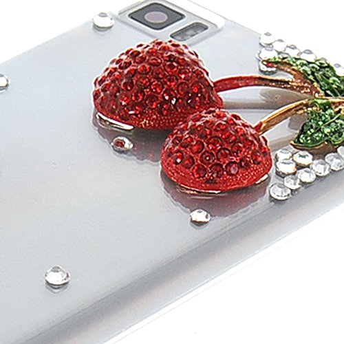 MOONCASE Bling Crystal Shell Diamond Cover Housse Coque Etui Case Pour Apple iPhone 6 Plus A14450