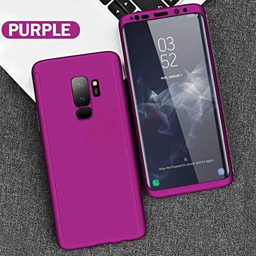 Sjkdm custodia per cellulare for luxury 360 full cover phone case for samsung galaxy s10 s9 s8 plus s7 edge note 9 8 shockproof cover s10 lite fundas capa