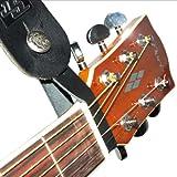 Fretfunk - Pasador para correas de guitarras ac?sticas (con bot?n)