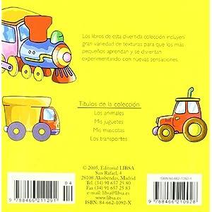 Los Transportes (Libros con Texturas)