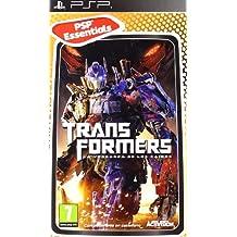 Transformers La Venganza PSP Essential