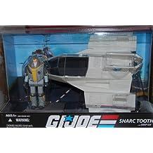 G.I. Joe 25th aniversario vehículo Sharc diente y de profundidad 6