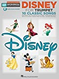 Trumpet Easy Instrumental Play-Along: Disney. Partitions, Downloads pour Trompette