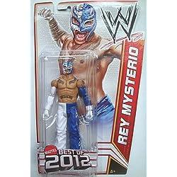 WWE Superstar Best of 2012 Rey Mysterio Action Figure Wrestling