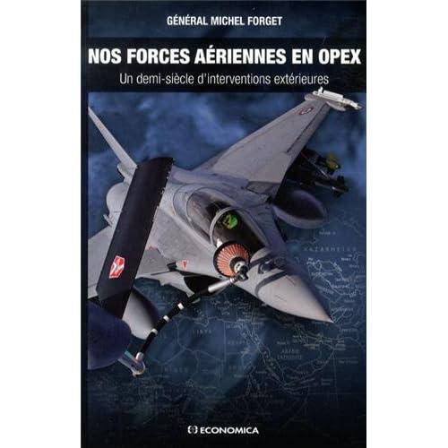 Nos forces aériennes en Opex