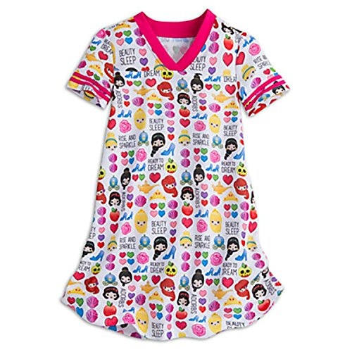 Disney Princess Snow White & Cinderella Nightshirt for Girls (3)