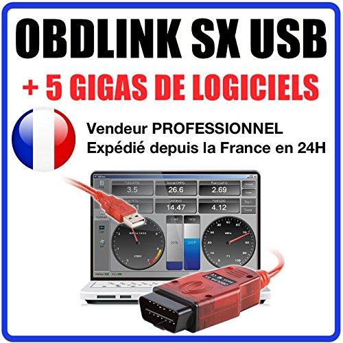 Obdlink SX USB - Interfaccia diagnosi Scantool - 16 bit