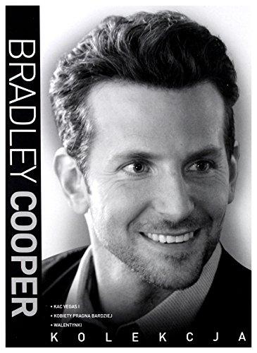 Bradley Cooper. Kolekcja 3 filmĂlw [3DVD] (Keine deutsche Version)