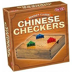 Tactic Ster Halma Niños y adultos Estrategia - Juego de tablero (Estrategia, Niños y adultos, 15 min, Niño/niña, 7 año(s), 99 año(s))