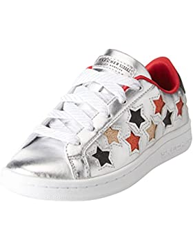 Skechers Omne-Lil' Star Side, Zapatillas Para Niñas