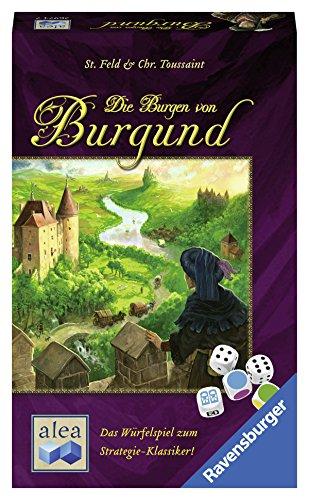 Alea Ravensburger 26974el Castillo de Borgoña Dados