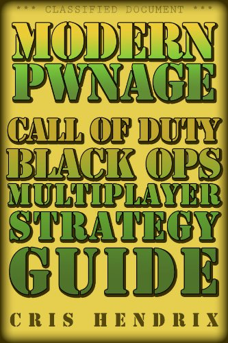 Call of Duty Black Ops Multiplayer Strategy Guide (English Edition)