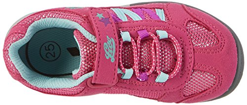 Lico Connie Vs, Sneakers basses fille Pink (PINK/TUERKIS/LILA)