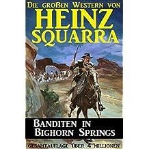 Banditen in Bighorn Springs (Die großen Western von Heinz Squarra 25)