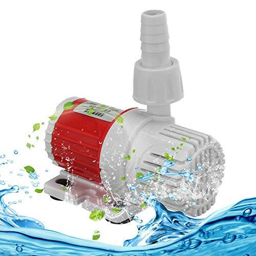 Tauchwasserpumpe, DC 12V Brushless 20W 1200L / H Gartenbrunnen Teich Aquarienpumpen