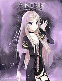 Amazon It Anime Libro Da Colorare 1 Nick Snels Libri